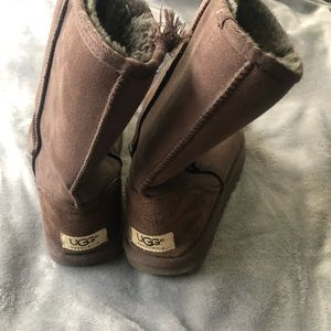 """Brown """"UGG"""" boots"""
